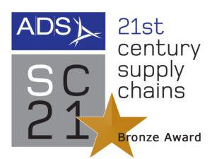 ADS Bronze Award Logo